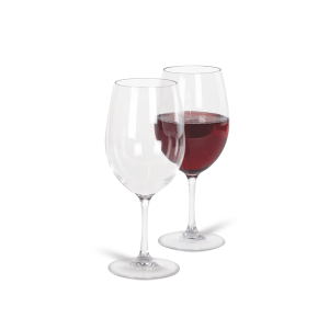 Kampa Dometic Noble Red Wine Glass – Polycarbonate Glassware