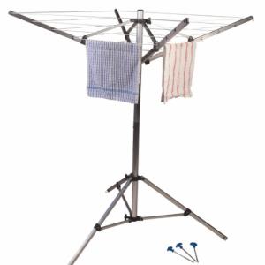 Kampa Dometic Quad 4-Arm Washing Line – Laundry – 9120000876