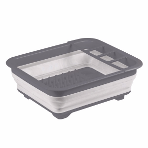 Kampa Dometic Collapsible Drainer Grey – Collapsible Kitchenware – 9120001398