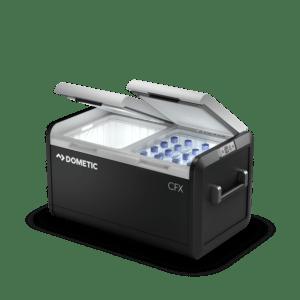 Kampa Dometic CFX3 75DZ 65l – Dual-Zone Compressor Coolbox and Freezer