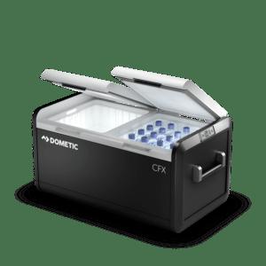 Kampa Dometic CFX3 95DZ 82l – Dual-Zone Compressor Coolbox and Freezer
