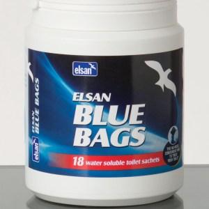 Elsan Blue Bags – 21 Sechets