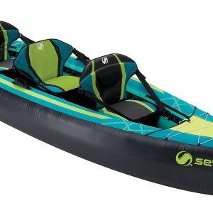Sevylor Ottawa – 3 Person Canoe