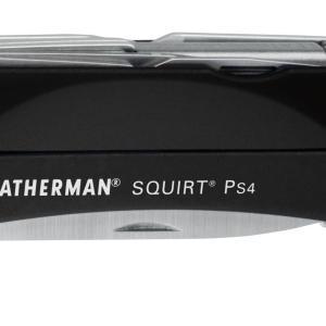 Leatherman LT40-B Squirt PS4 Black  – Keychain Multi-Tools