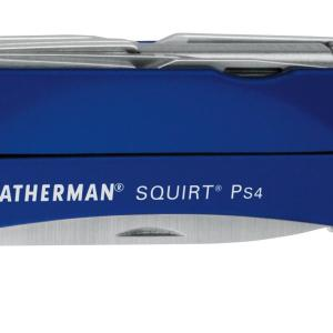 Leatherman LT40-BL Squirt PS4 Blue  – Keychain Multi-Tools