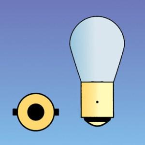PLS 4304200 – BA15S Single Contact 10W Autolamp