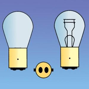 PLS 4304216 – BA15D Double Contact 21/5W Autolamp