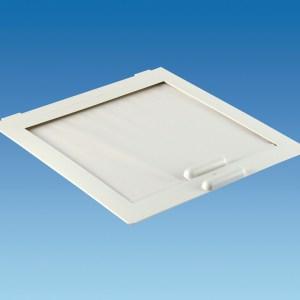 PLS 900049 – 420/430 Flynet c/w Roller Blind – White