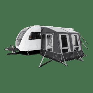 Kampa Dometic Rally AIR All-Season 260 S – Inflatable Static Awnings 2021 – 9120001111