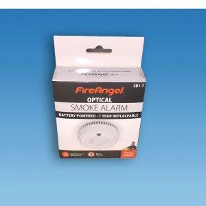 PLS KI975 – Fireangel Toast Proof Smoke Detector SB1-R