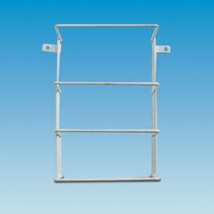 PLS MI315 – 3 Position Plate Carrier – Plastic Coated