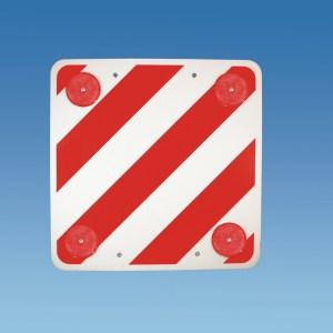 PLS PH920 – PVC Hazard Sign 50x50cm with Reflectors