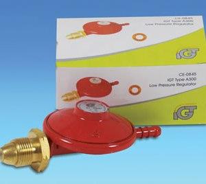 PLS T37PRO – Propane Regulator 37mbar (1kg/Hr)