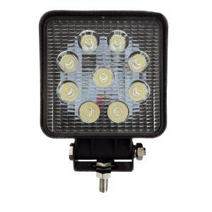Maypole Work Light LED – 10-30V 27W 9x3W 1400Lm Flood Ip67 – MP5057
