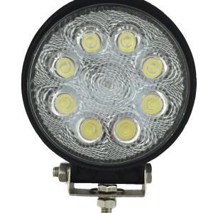 Maypole Work Light LED – 10-30V 24W 8x3W 1250Lm Spot Ip67 – MP5066