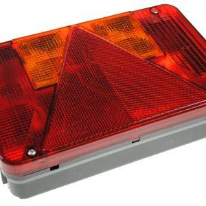 Maypole Lamp – 6 Function R/H Rear Lamp 9Pin (5900/11Uk) – MP801BR