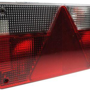 Maypole Lamp – R/H Rear Horizontal 5Pin 240mm Dax 168 & Up (Fp.96.140E) Bk – MP831BR