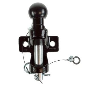 Maypole 50mm Ball/Pin Coupling D20 S350 Black – MP087