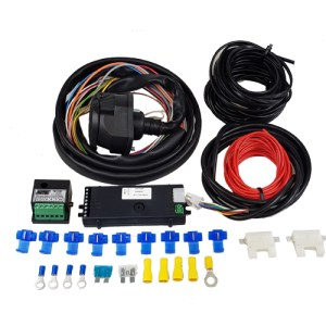 Maypole 13 Pin 2M W/Kit With 7Way PCT ZR2500 Relay & 30 Amp Combi Relay – MP3818B