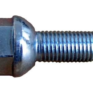 Maypole M12x1.5 Conical Wheel Bolts 28mm Thread Set Of 4 Dp – MP4192