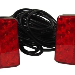 Maypole 12V LED Pod 3M Connect + 10M Trailer Cable Magnetic Dp – MP44964