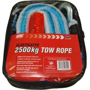 Maypole Tow Rope 1.5-4M x 2500kg Dp – MP609
