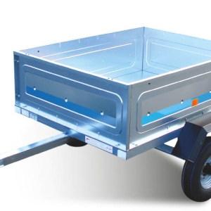 Maypole Trailer 125 x 97 x 41cm 337kg Cap (2 Boxes) – MP6812