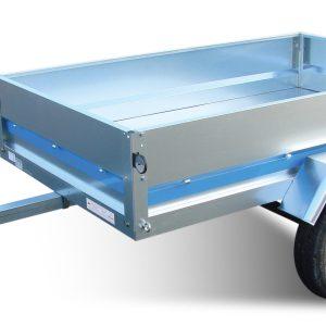 Maypole Trailer 191 x 121 x 40cm 369kg Cap (3 Boxes + AXLe) (SY190) – MP6819
