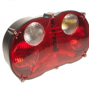 Maypole Lamp – L/H Ip68 Horiz Combi S/T/I/Ref/F/R 6Pin (8500/2) – MP7586BL