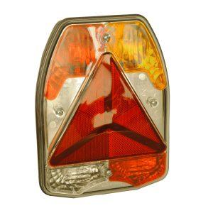Maypole Lamp – R/H Vert Rear Combi S/T/I/F/R/Ref 6+4Pin (6900/3) – MP7690BR