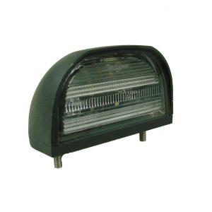 Maypole Lamp – 10-30V LED Number Plate (L867.00.Ldv) Bk – MP8223B