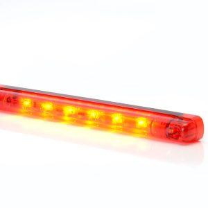 Maypole Lamp – 10-30V Ip68 LED Stop Light Bk – MP8881B