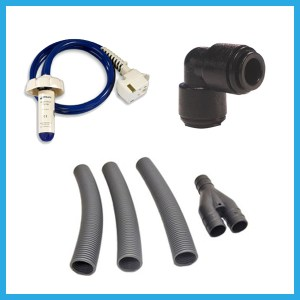 Pumps, Water and Waste Fittings