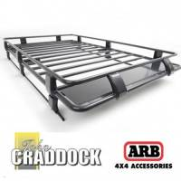 3800110ARB - Arb Deluxe Defender Steel Roof Rack 1850 x ...