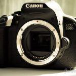 Canon Eos 650D, body, DSLR