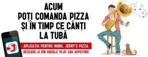 aplicatie jerrys pizza