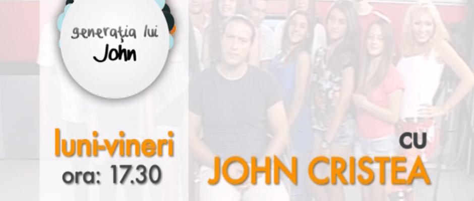 sezonul 3 din Generaţia lui John