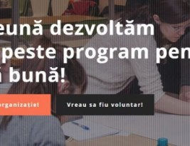 8 ore peste program alături de Fundaţia Comunitară Prahova
