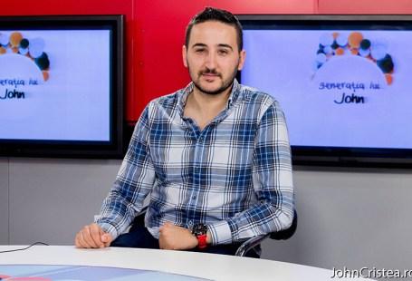 Ionuţ Georgescu în Generaţia lui John