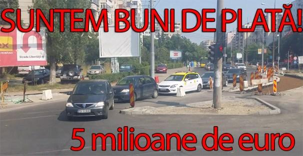 datorie 5 milioane de euro ploiesti