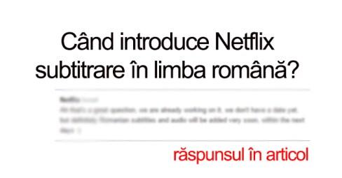 netflix subtitrare limba romana blur