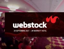 Eu, blogger acreditat la Webstock 2017, pregătit de spuma din online-ul românesc