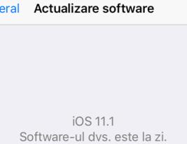 Aveți Iphone? Vă sugerez să nu vă grăbiți cu upgrade-ul la iOS 11