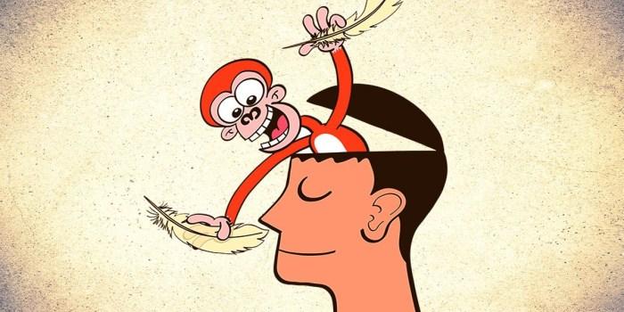 despre maimuța din capul nostru, autoizolare, coronavirus
