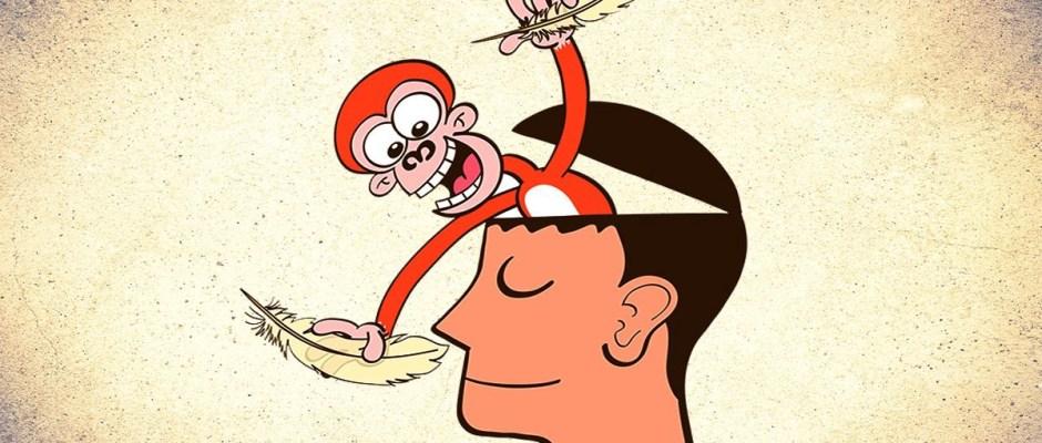 despre maimuța din capul nostru