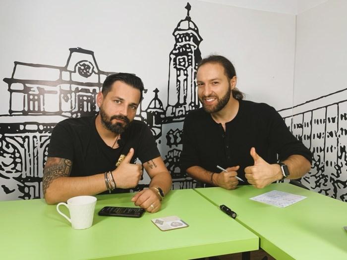 Adrian Niculescu a fost invitat la podcast Generația lui John