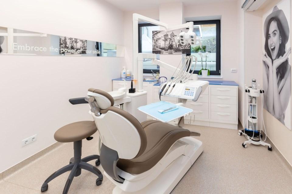 clinica stomatologica, dent estet