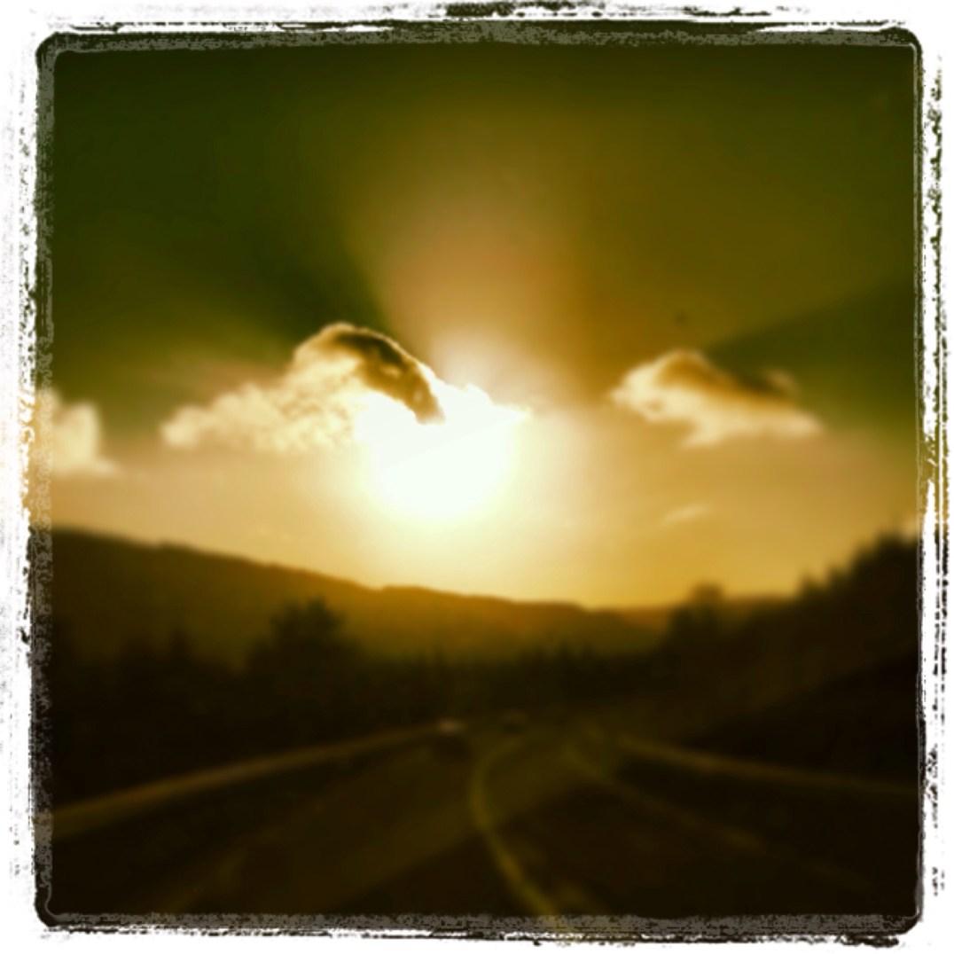 Falopian Sunset