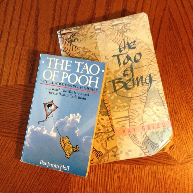 The Tao of being and pooh
