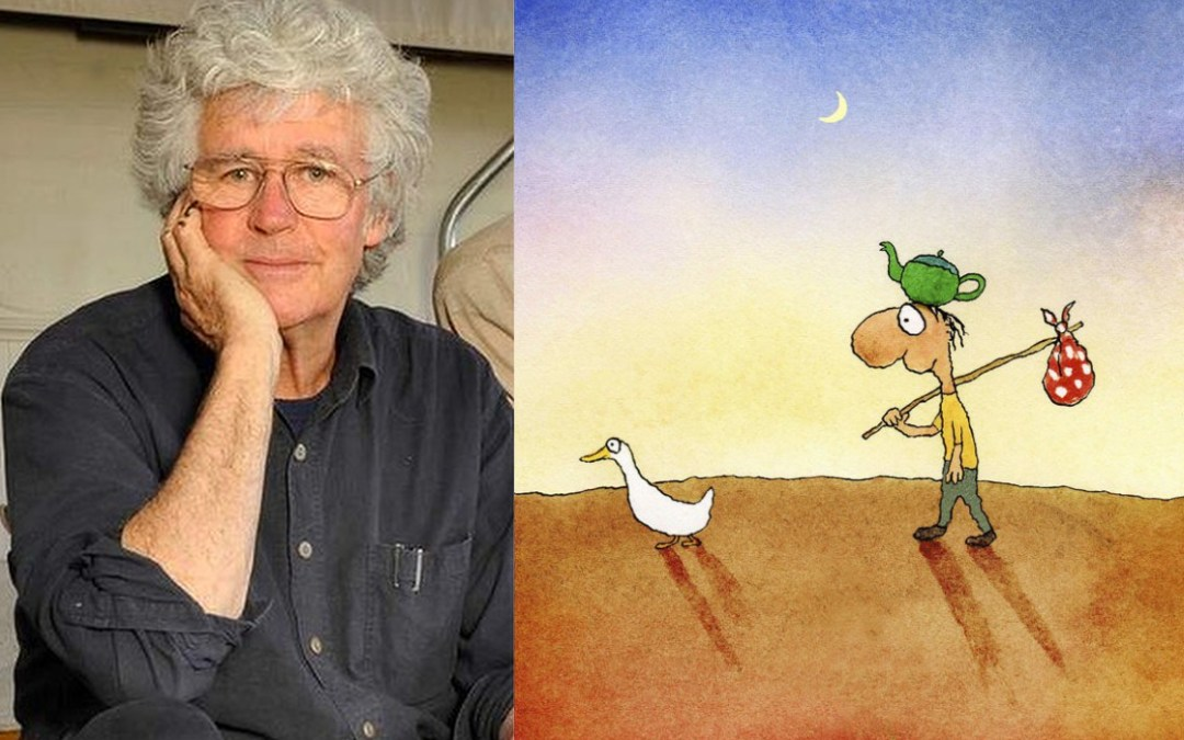Ep 22 – Michael Leunig – Part 1 : The Holy Fool